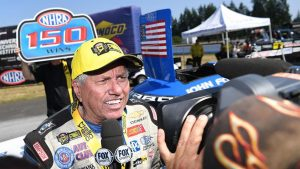 For The First Time in 50 Years, The NHRA Returned Without John Force Or His Cars