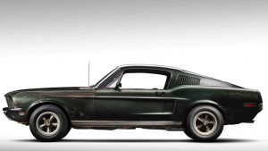 The Real 1968 Bullitt Is Heading To Auction