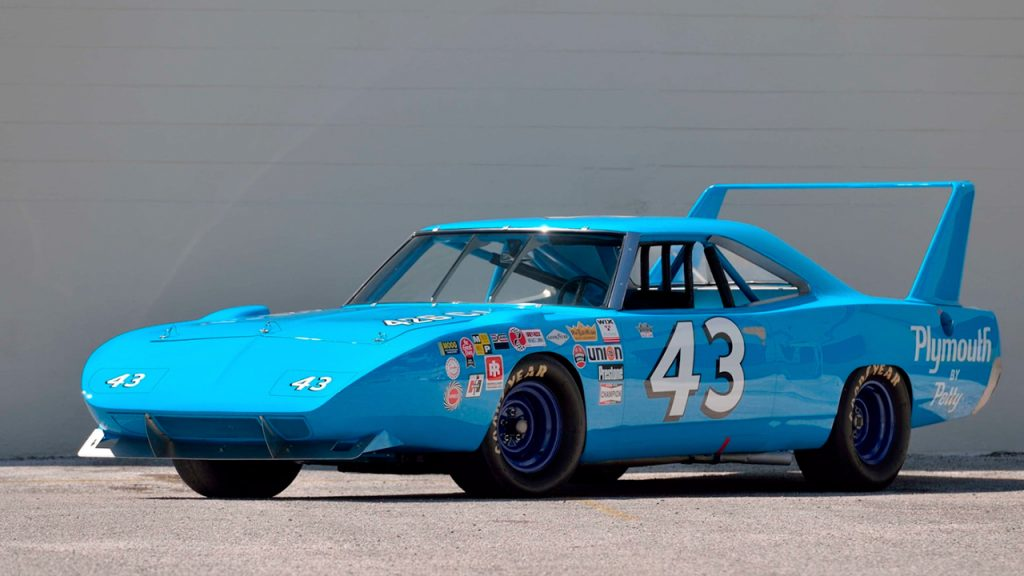 Richard Petty's 1970 Plymouth Superbird
