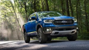 Ford Is Making 2WD Pickups Fun Again With Ranger FX2 Package