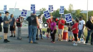 Almost 50,000 Union Workers Walk Out Over Wages & Idled Plants During Strike Against GM
