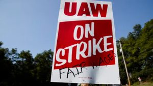 Update: Tentative Deal Has Been Reached In UAW-GM Strike
