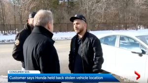Honda Is Refusing To Track A Stolen Accord Because The Owner Didn't Have HondaLink