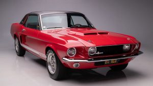 The Long-Lost 1967 Mustang Shelby GT500 'Little Red' Is Back!