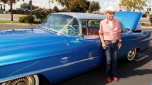 106-Year-Old Vet's Classic Cadillac Stolen From Garage, Found By Police