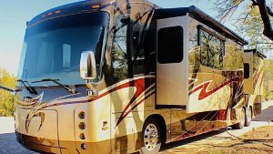 Buy Bret Michaels Old Tour Bus, Get Free Concert Tickets And 'Meet and Greet'