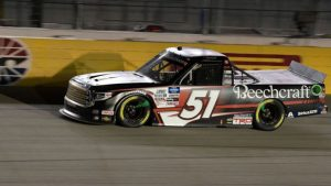 The Next NASCAR Cup Driver Who Can Beat Kyle Busch In A Truck Race Will Get $100,000 Prize