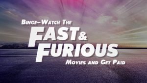 A Honda Dealership Is Offering $900 To Watch All The Fast & Furious Movies