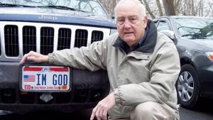 The State Of Kentucky Owes Man More Than $150,000 Over Custom License Plate