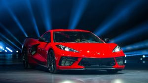 The First Chevy C8 Corvette Fetches $3 Million At Auction