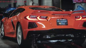 Watch Hennessey Run The 2020 C8 On The Dyno!