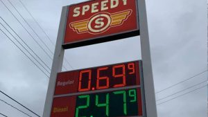Some Gas Stations Seeing Prices Drop Below 70 Cents A Gallon