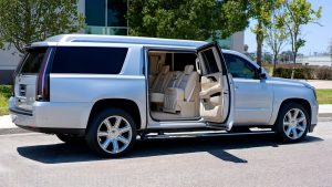 If You Have $300,000 You Want To Spend, Tom Brady is Selling His Huge Custom Cadillac Escalade