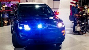 Cops Cars Able To Reduce Coronavirus Spread With Ford's New Technology