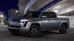 Detroit's Big Three Have New Competition In The Electric Pickup War