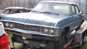 Girlfriend Hates Boyfriend's '67 Chevy Impala Project, Has It Impounded While He's Traveling