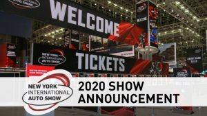 2020 New York Auto Show Canceled Since Convention Center Still Setup As COVID-19 Hospital