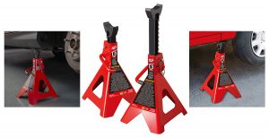 Harbor Freight Expands Jack Stand Recall Over Weld Defects