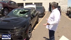 Dozens Of High-Performance Cars Looted From California Dodge Dealership Amidst Riots