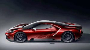The 2021 Ford GT Will Be Available In New Customizable Colors
