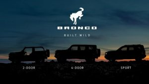 Ford Says Bronco Will Be More Than An SUV, Will Be An Entire Brand