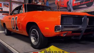 Illinois Museum Says Its General Lee Charger Will Stay On Display