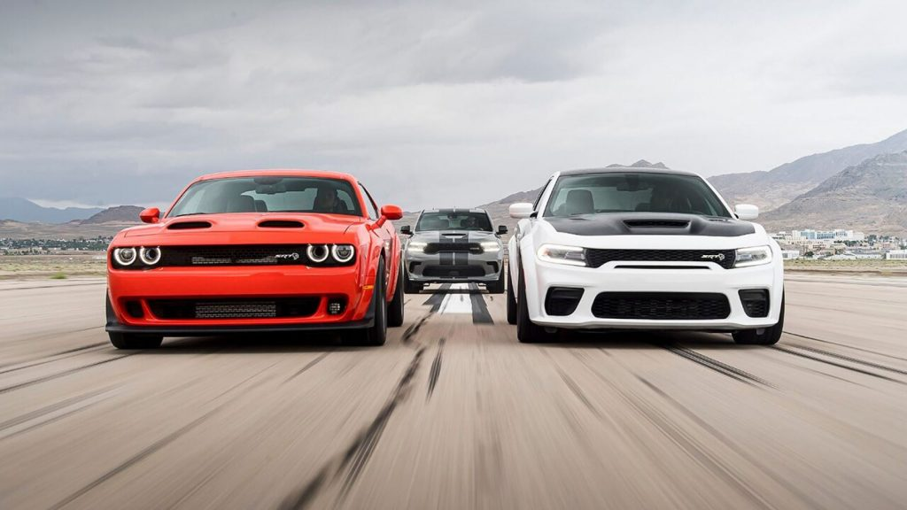 the 2020 dodge challenger srt super stock will be the most