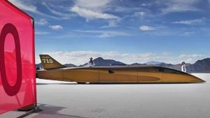 Speed Demon Streamliner Is Now World's Fastest Piston-Powered Car After Breaking Land Speed Record At 470-MPH