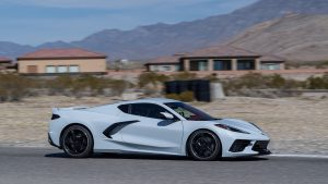GM Has Stopped C8 Corvette Sales Due To Brake-by-Wire Sensor Issue