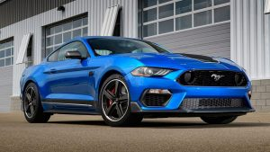 Orders For The 2021 Ford Mustang Mach 1 Are Now Open