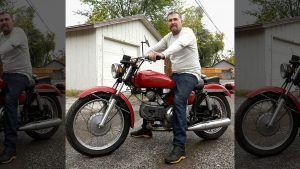 Man Unexpectedly Gets Harley-Davidson Stolen 4 Years Previously Returned To Him