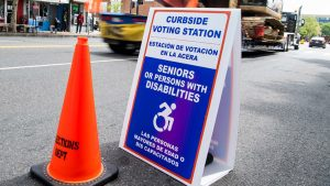Supreme Court Rules Against Curbside Voting In Alabama