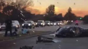 Teenager Crashes Dad's Custom Pagani Huayra Worth $3.4M