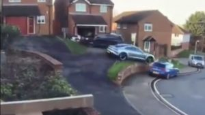 This Porsche Taycan Driver Was Not Prepared For All That Instant Torque