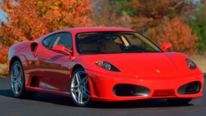 President Trump's Ferrari, Rolls-Royce Head To Auction