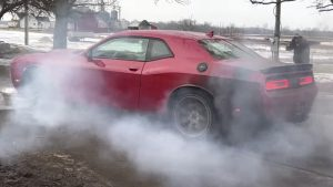Guy Buys $54K Hellcat Just To Destroy It