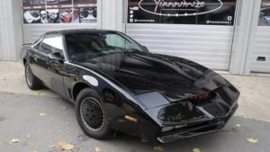 David Hasselhoff's Personal Knight Rider K.I.T.T. Car Heads To Auction