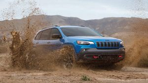 Cherokee Chief Asks Jeep to Stop Using Tribe's Name