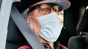 How A Face Mask Cost This Driver A $500 Fine