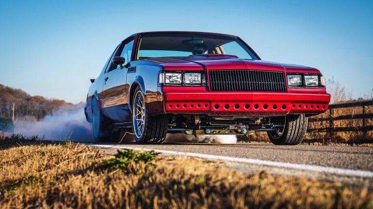 Buick Street Regal