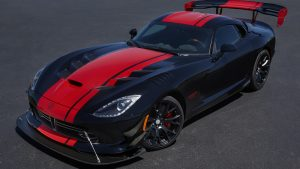 How Did Dodge Sell Two Brand-New Vipers in Q1 2021?