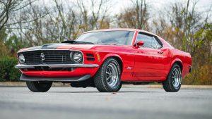 EBC Fastback Mustang