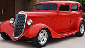1934 Ford Owned By Eddie Van Halen Heads To Auction