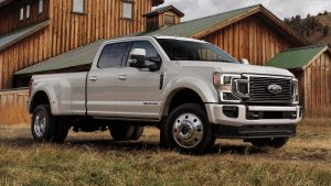 This Big 3 Super Duty is Ranked the Best 1-Ton Truck