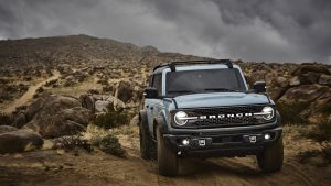 With Chip Shortages Looming, Will You Get Your New Ford Bronco by Summer?