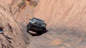 The New Bronco Sport Conquers Hells Gate – Not As Weak As You Think
