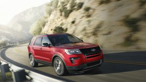 Ford Issues Safety Recall For 661,000 SUVs