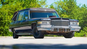 Overtaker Caddy Hearse