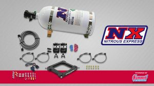 Ignition Wire Swap for a Bigger Spark and Better Distribution For More Power with Nitrous Express