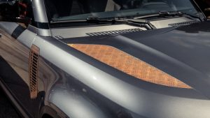 This Company Is Offering  Pre-Rusted Car Trim Pieces